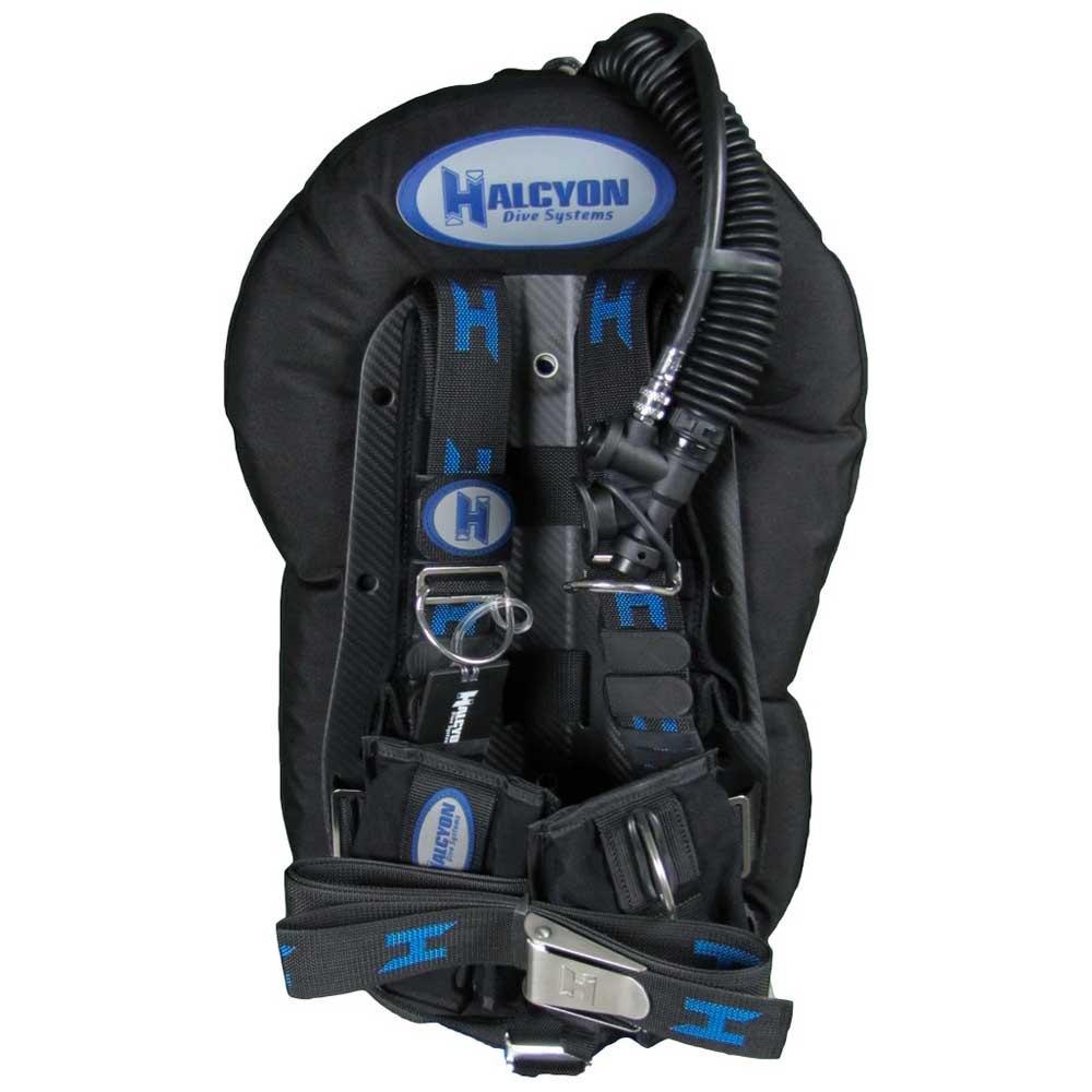 Halcyon Adventurer+ Carbon Fiber 40 Convertible Sta Tarierjacket Westen Adventurer+ Carbon Fiber 40 Convertible Sta Tarierjacket