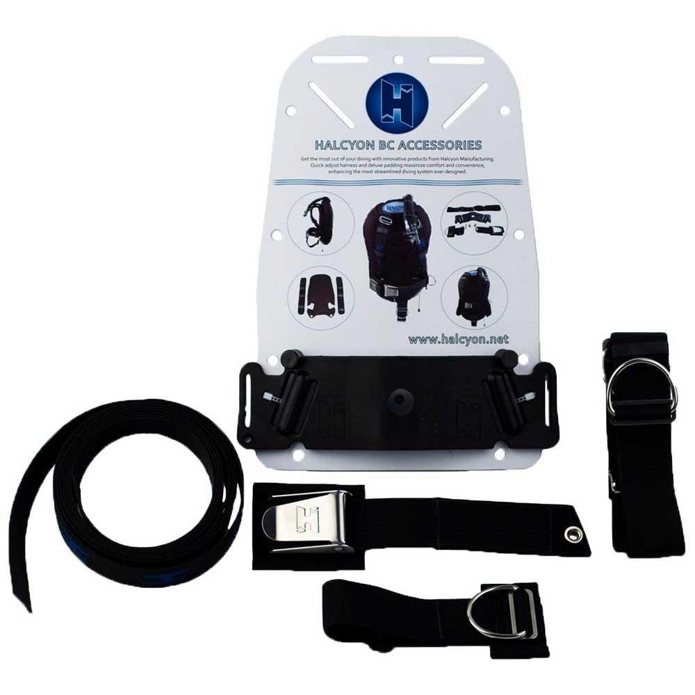 Halcyon Standard Cinch Quick-adjust Harness Upgrade Black Zubehör und Ersatzteile Standard Cinch Quick-adjust Harness Upgrade