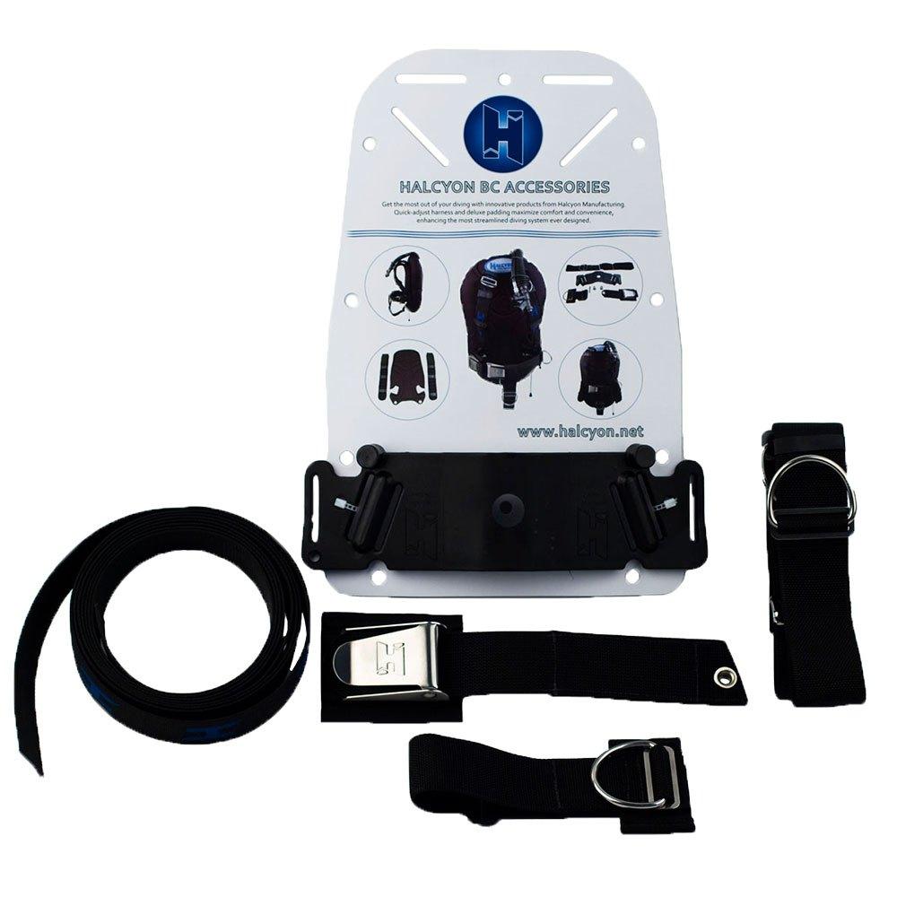 Halcyon Small Cinch Quick-adjust Harness Upgrade Black Zubehör und Ersatzteile Small Cinch Quick-adjust Harness Upgrade