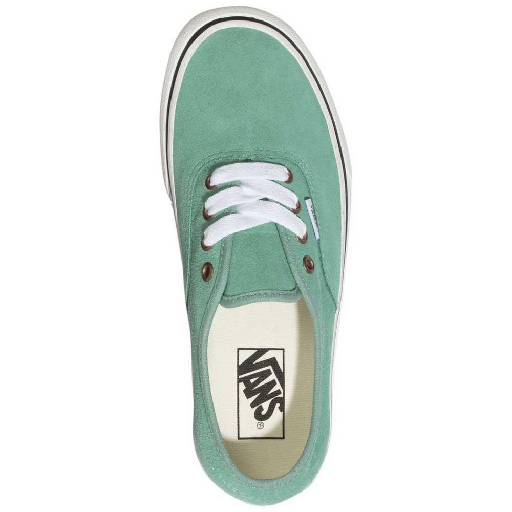 zapatillas vans mujer verdes