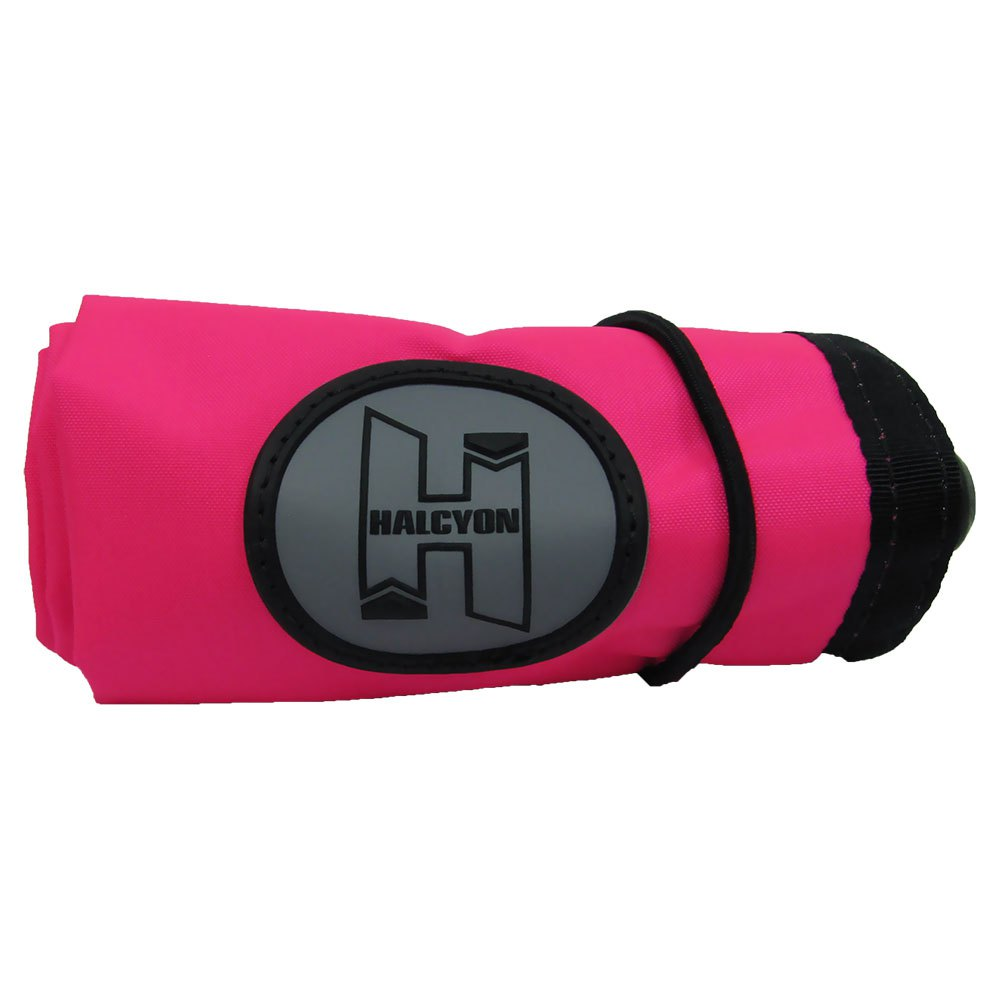 Halcyon Divers Alert Marker With Opv 100 cm Hot Pink Tauchbojen Divers Alert Marker With Opv 100 Cm