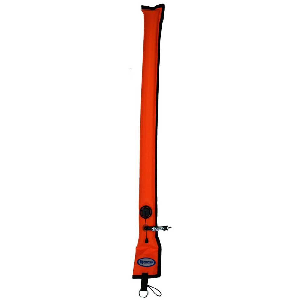 Halcyon Divers Alert Marker Closed Circuit 100 cm Orange Tauchbojen Divers Alert Marker Closed Circuit 100 Cm