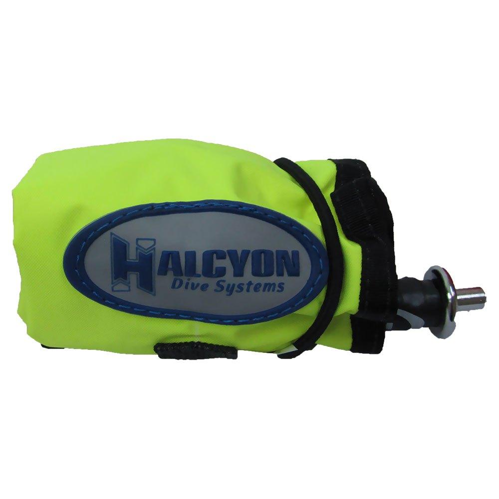 Halcyon Divers Alert Marker Closed Circuit 100 cm Yellow Tauchbojen Divers Alert Marker Closed Circuit 100 Cm