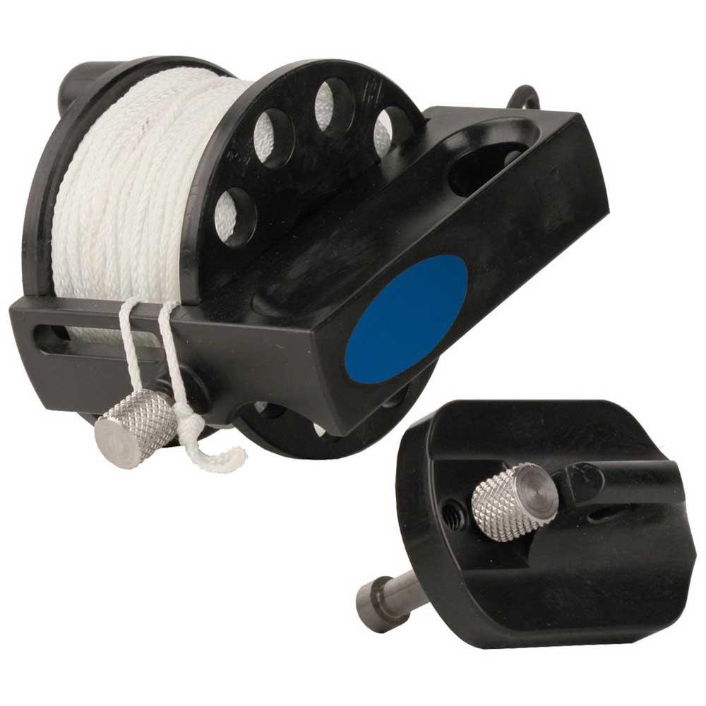Halcyon Defender Pro 200 Reel With Handle 60 m Rollen und Spulen Defender Pro 200 Reel With Handle