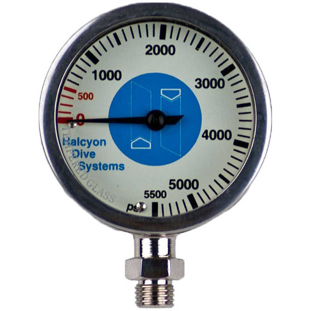 Halcyon Submersible Pressure Gauge For Stage Druckmesser Submersible Pressure Gauge For Stage