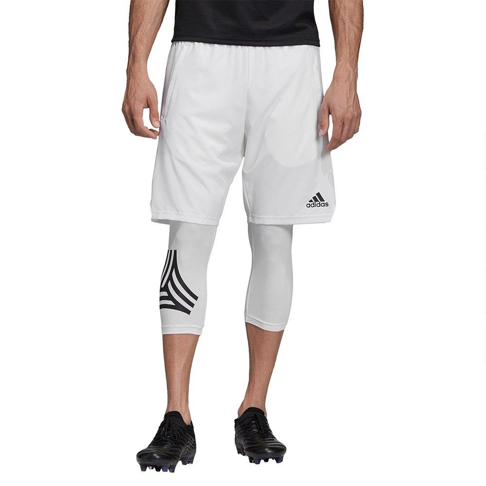 pantaloni uomo adidas bianco