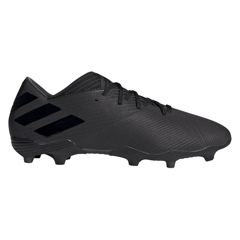 Adidas Chaussures Football Nemeziz 19.2 Fg EU 41 1/3 Core Black / Core Black / Utility Black