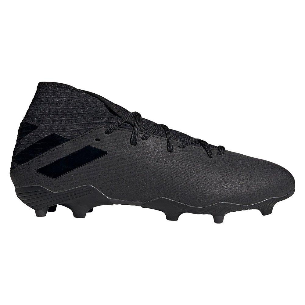Adidas Chaussures Football Nemeziz 19.3 Fg EU 41 1/3 Core Black / Core Black / Utility Black
