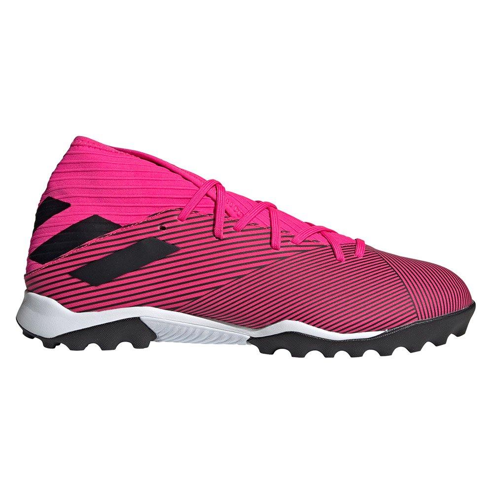 Adidas Nemeziz 19.3 Tf Football Boots EU 44 2/3 Shock Pink / Core Black / Shock Pink