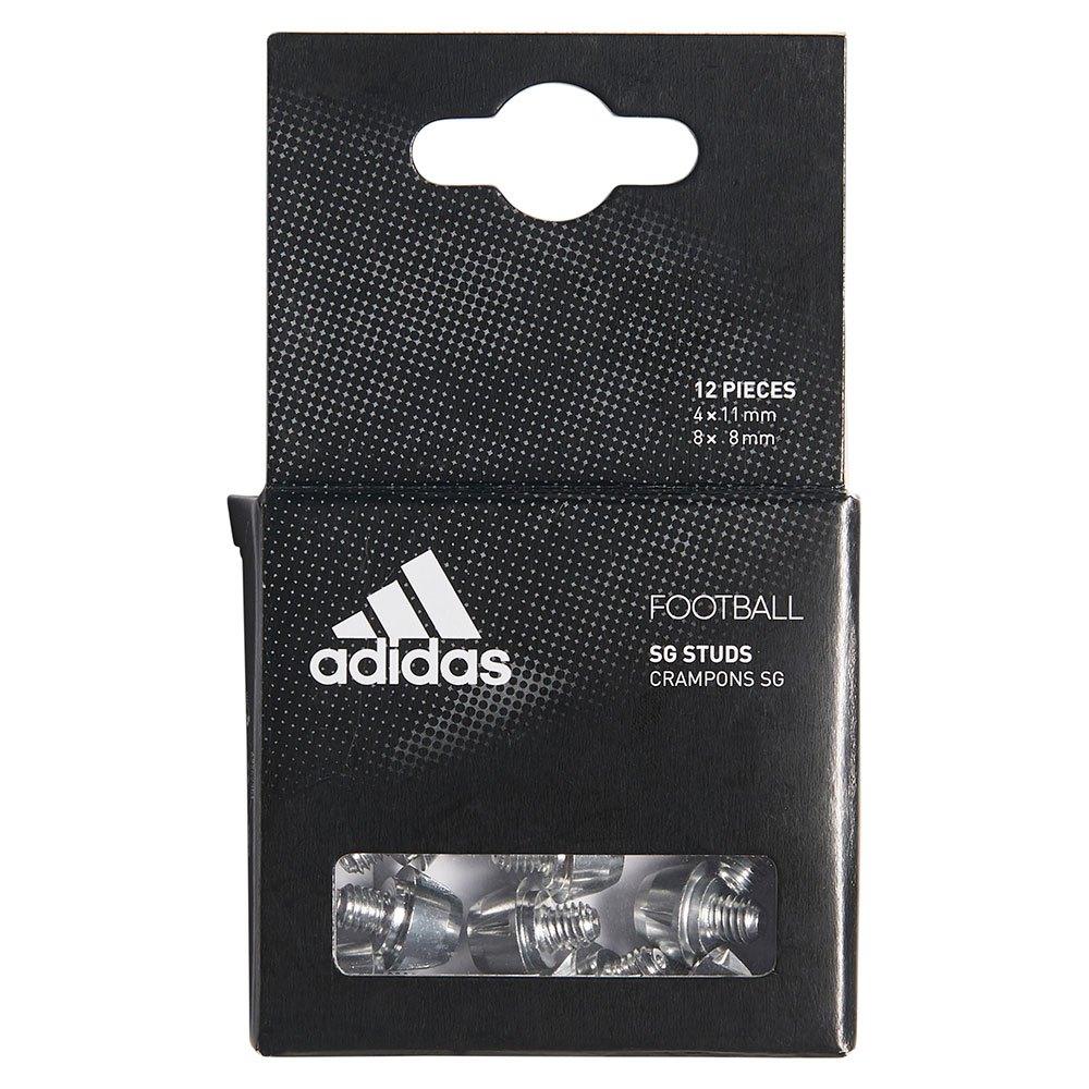 Adidas Crampons Remplacement Football Terrain Gras 12 Unités One Size Multicolor