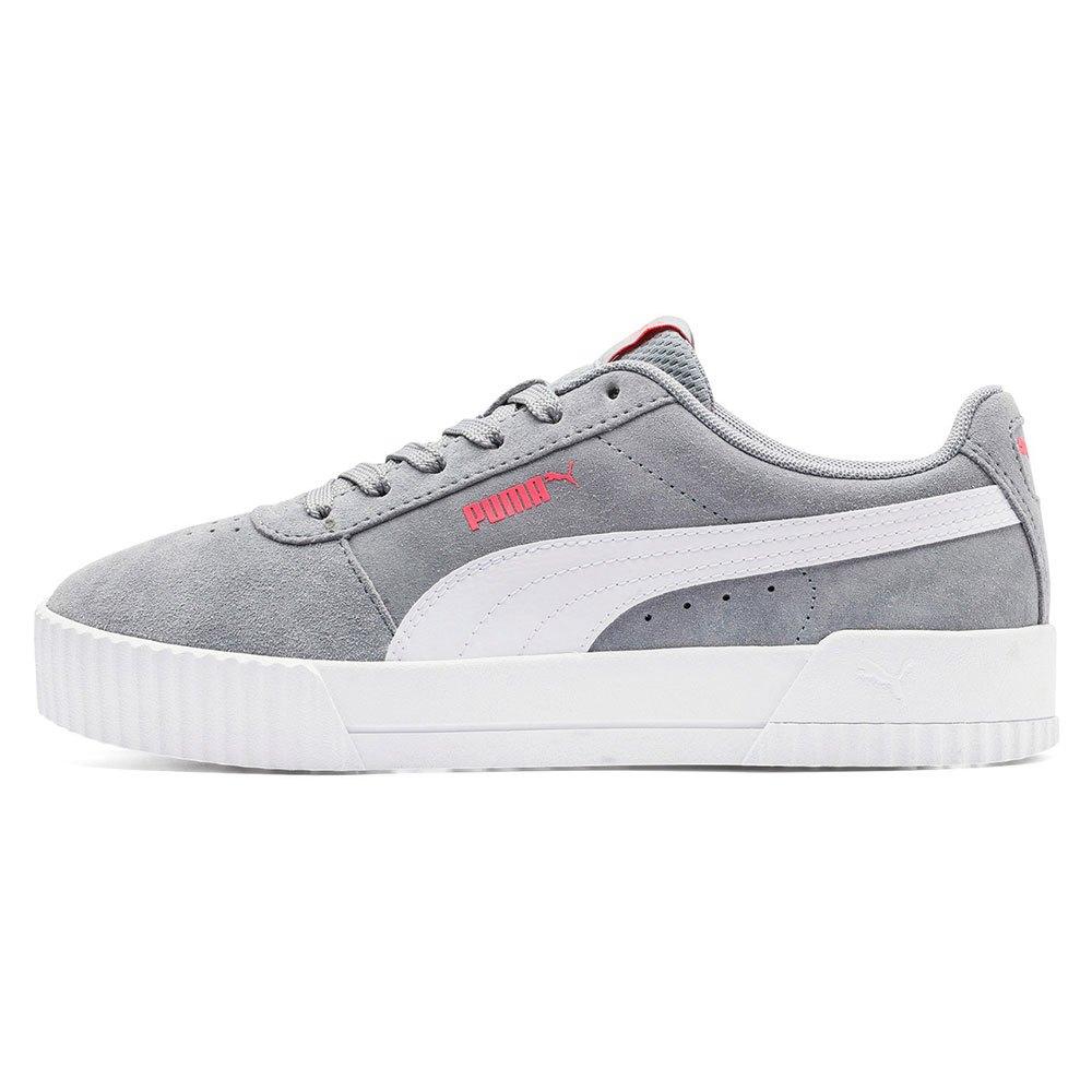 zapatillas puma mujer gris
