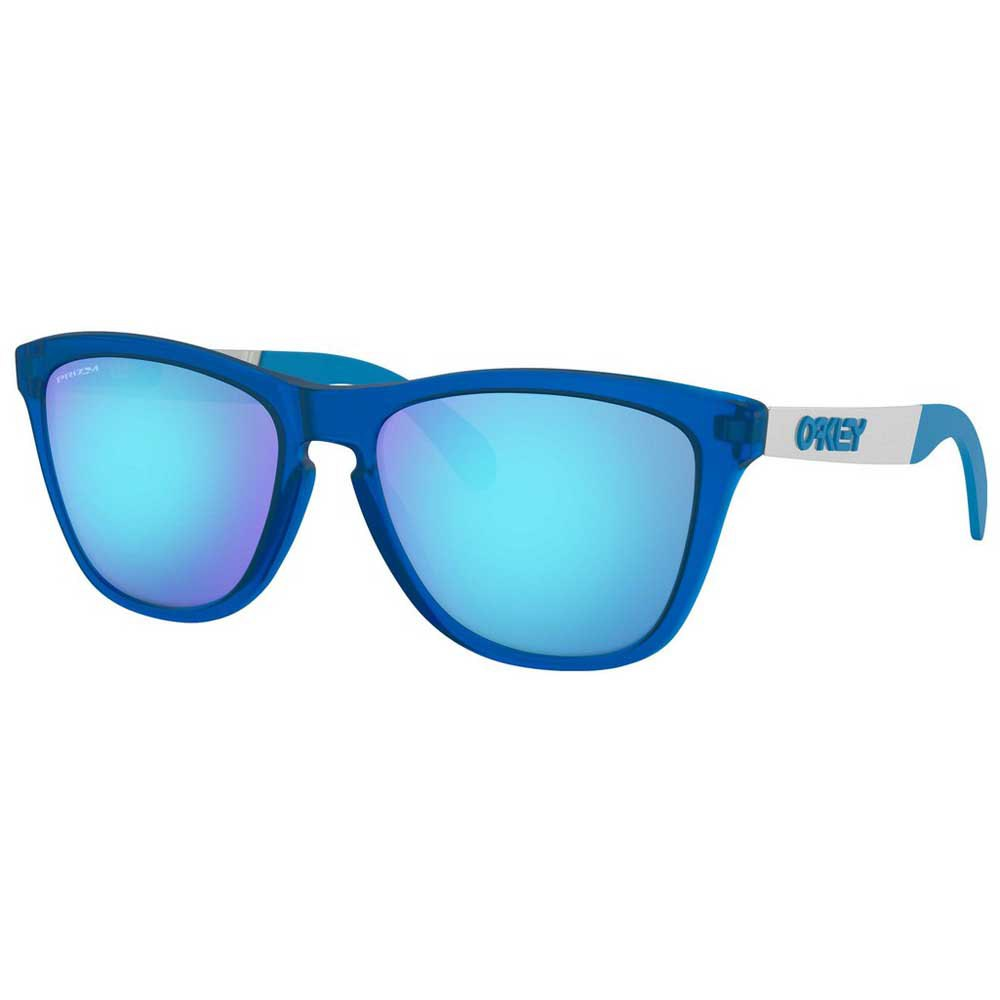 Oakley Frogskins Mix Prizm Sapphire/Cat3 Matte Translucent Sapphire
