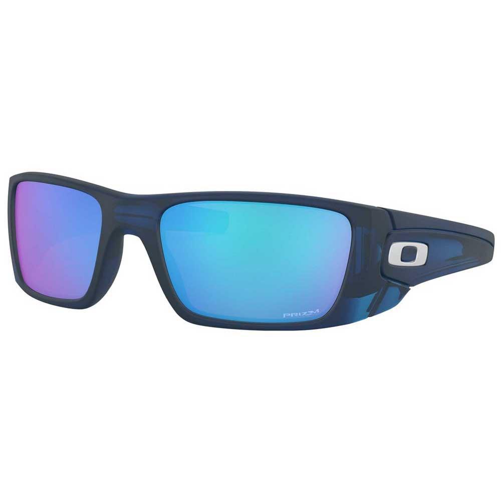 Oakley Fuel Cell Prizm Sapphire/Cat3 Matte Translucent Blue