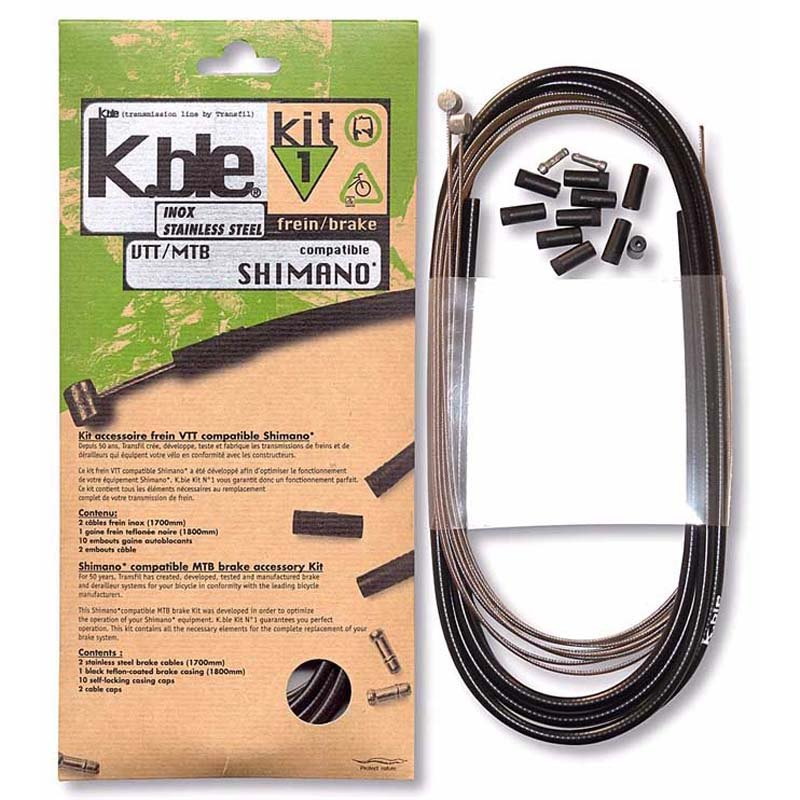 Cables Mtb Stainless Brake Kit For Shimano/sram