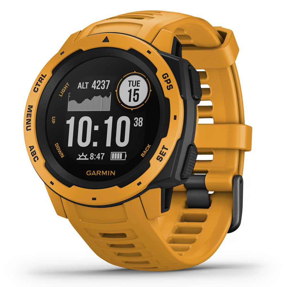 Garmin Instinct One Size Sunburst