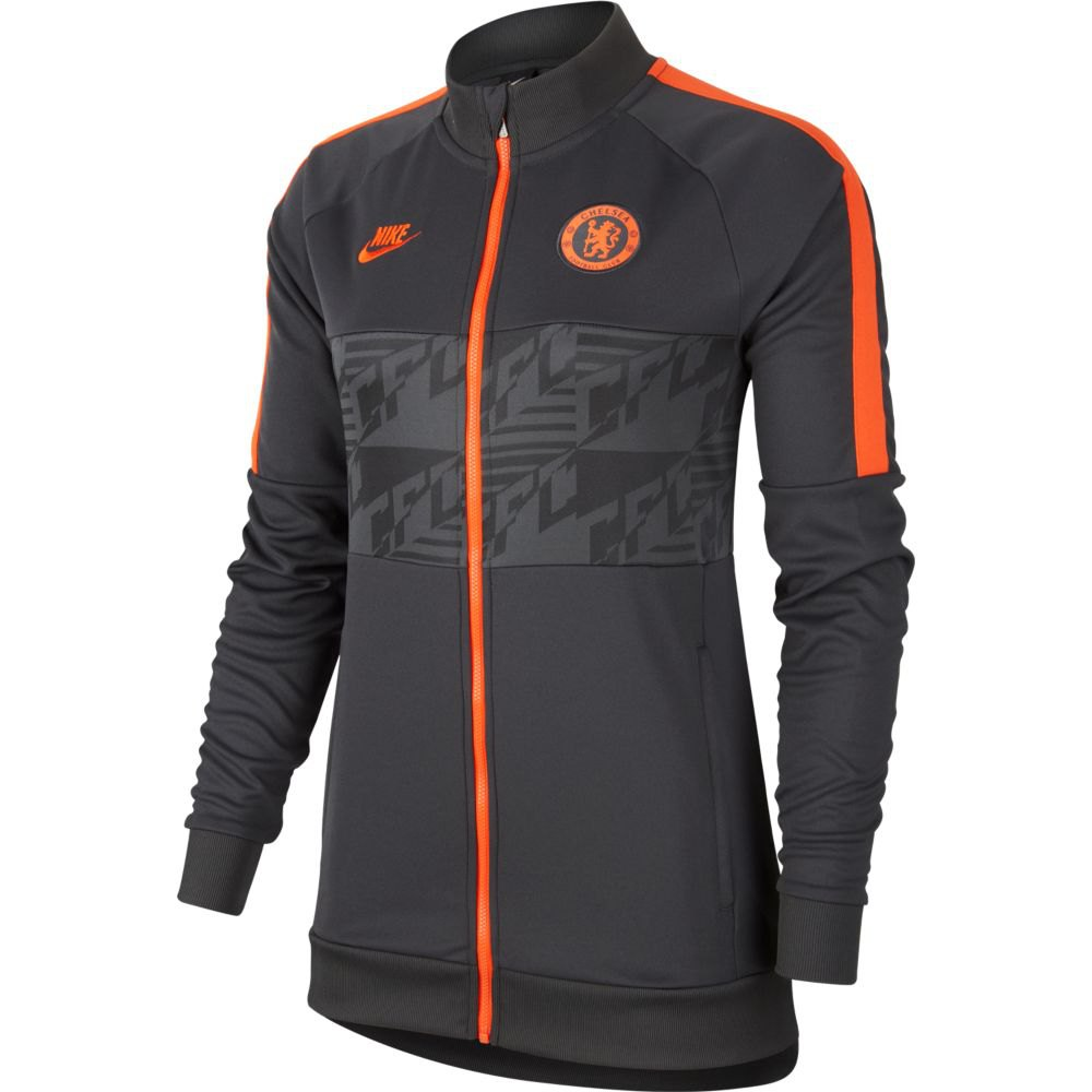 Nike Chelsea Fc I96 Champions League 19/20 XXL Anthracite / Anthracite / Rush Orange