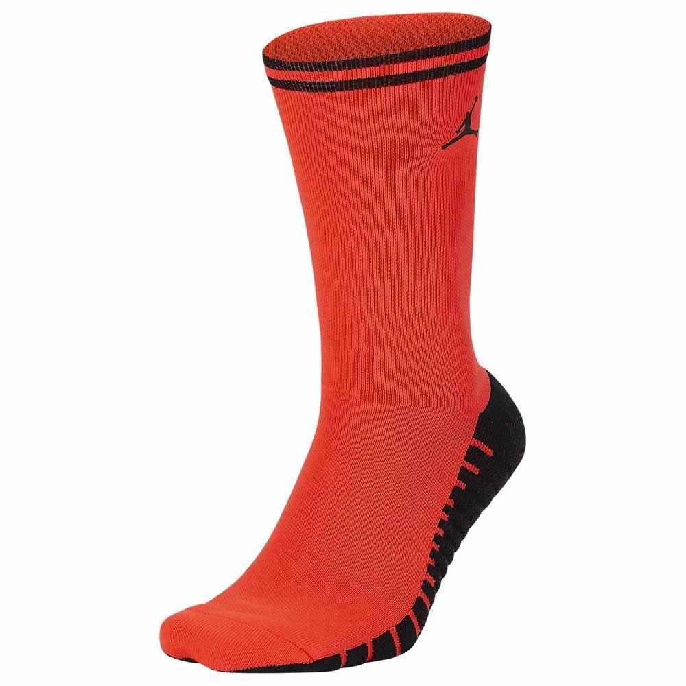 Nike Chaussettes Paris Saint Germain X Jordan Squad Crew 19/20 EU 34-38 Infrared 23 / Black