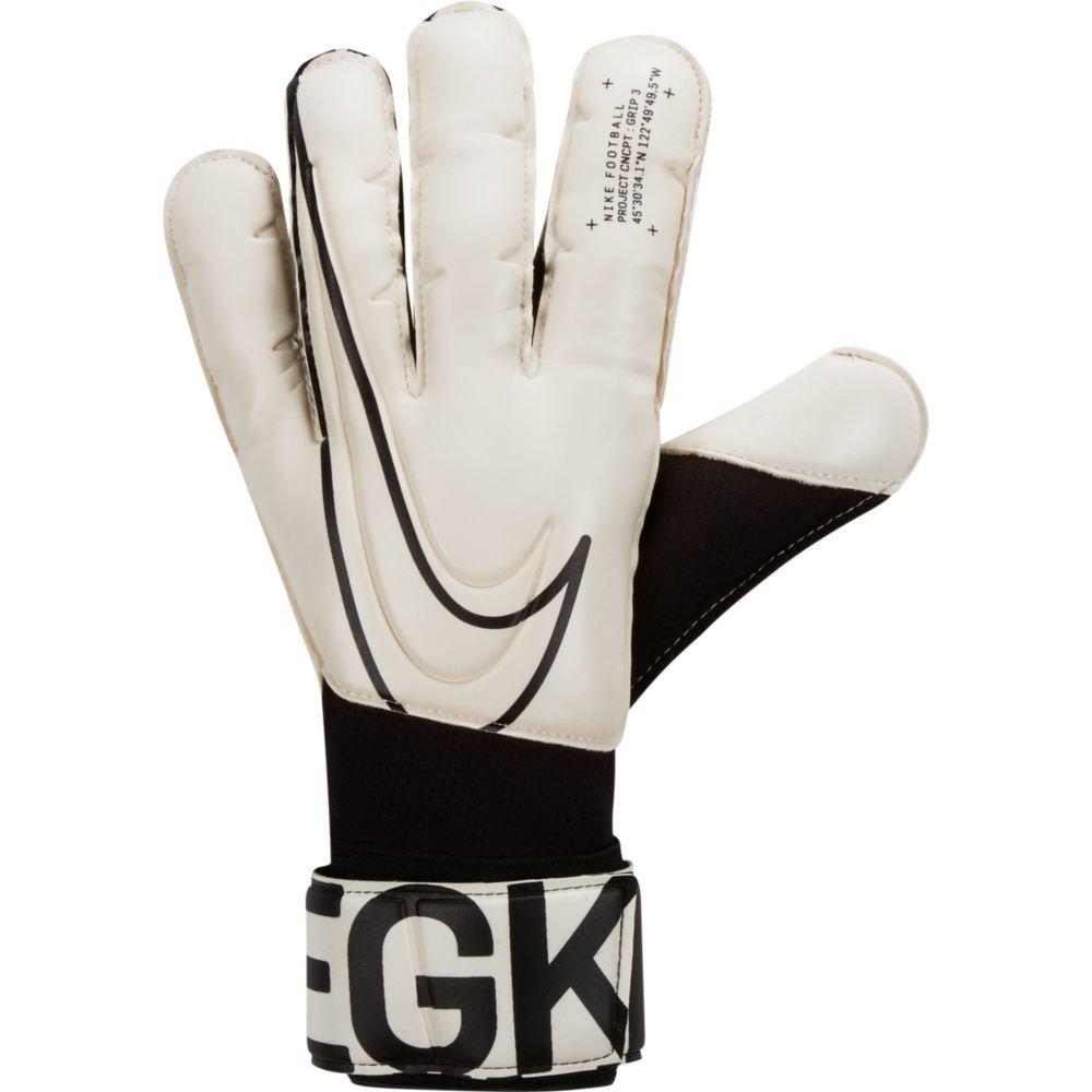 Nike Gants Gardien Grip 3 6 White / Black