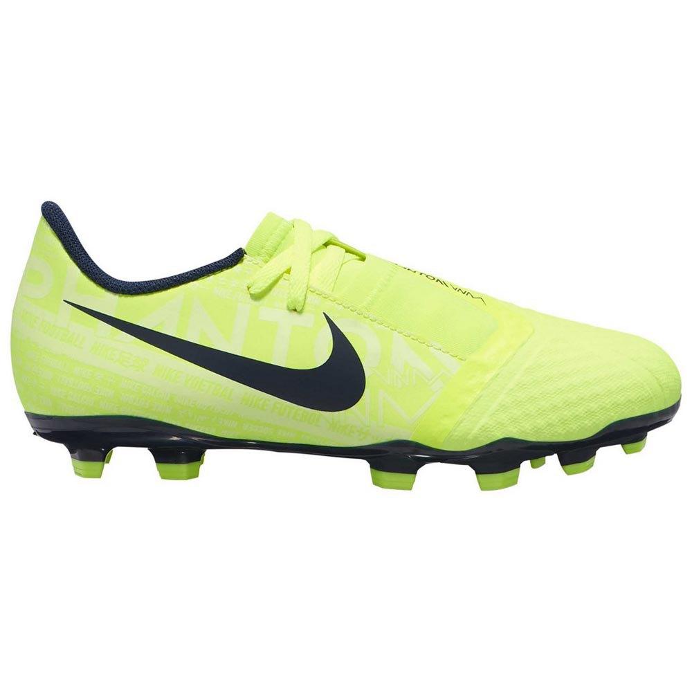 Nike Phantom Venom Academy Fg Football Boots EU 38 1/2 Volt / Obsidian / Volt