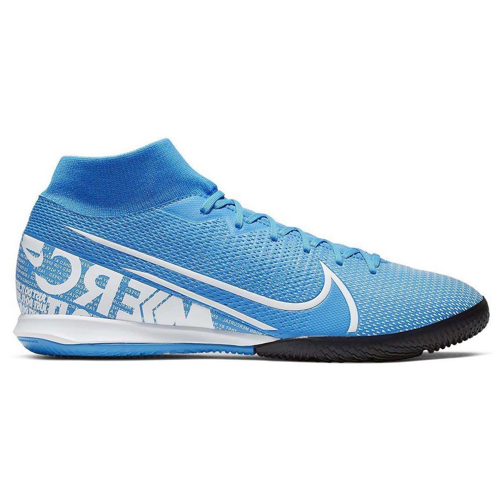 Nike Mercurial Superfly Vii Academy Ic EU 42 1/2 Blue Hero / White / Obsidian