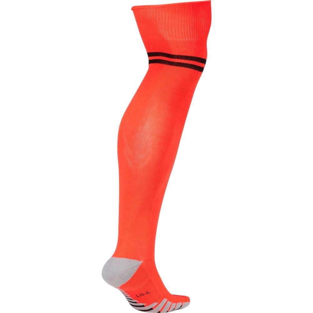 Nike Chaussettes Paris Saint Germain Extérieur Stadium 19/20 EU 38-42 Infrared 23 / Black / Black