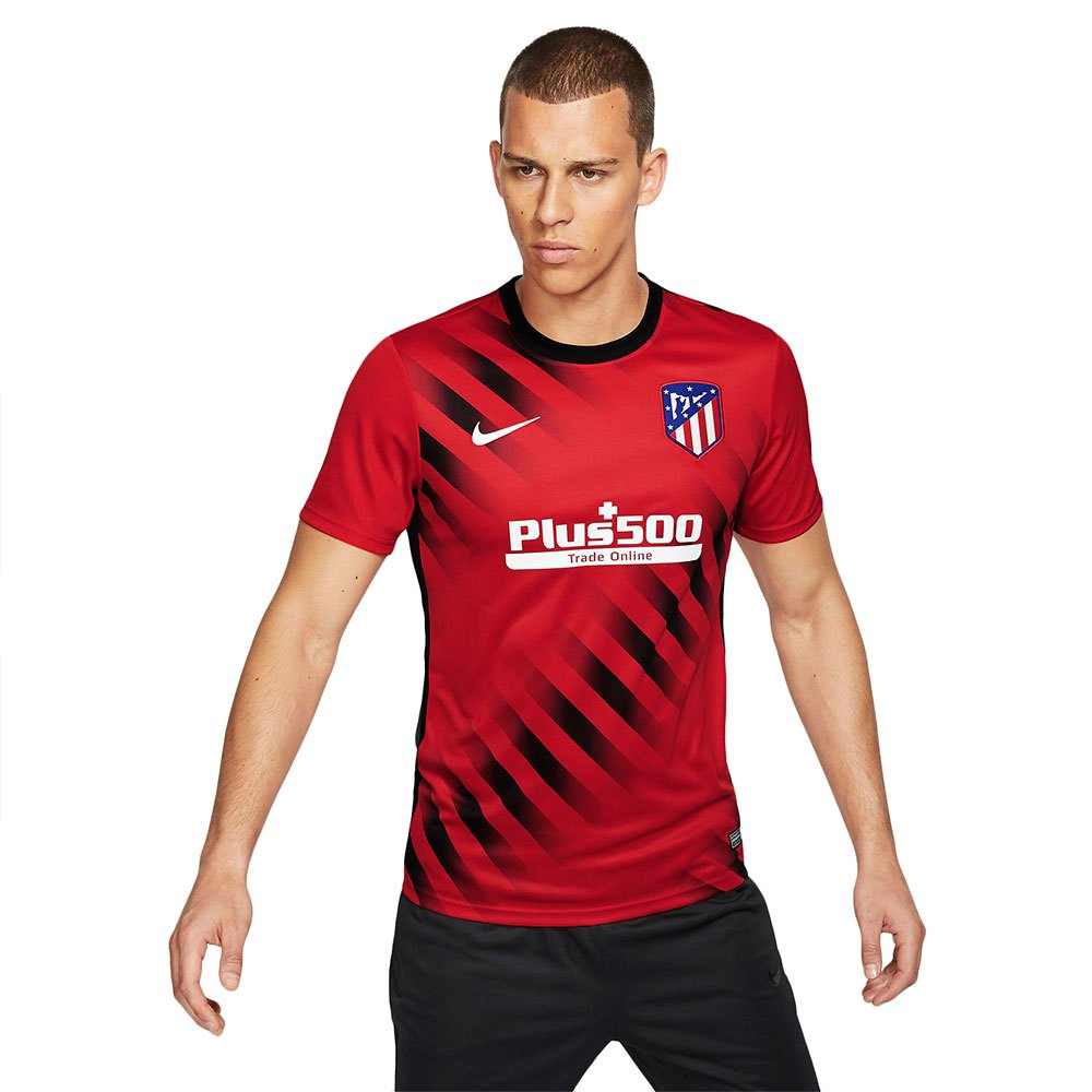 Nike Atletico Madrid Dri Fit Pre Match 19/20 L Challenge Red / Challenge Red / Black / White