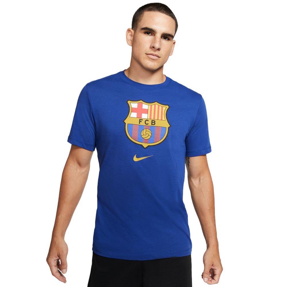 Nike Fc Barcelona Evergreen Crest 2 19/20 XL Deep Royal Blue