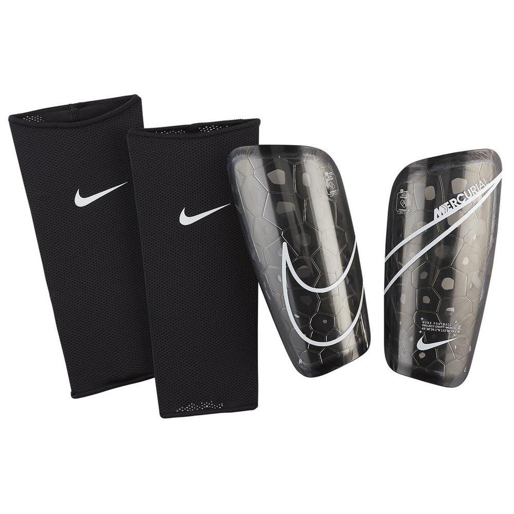 Nike Mercurial Lite S Black / Black / White