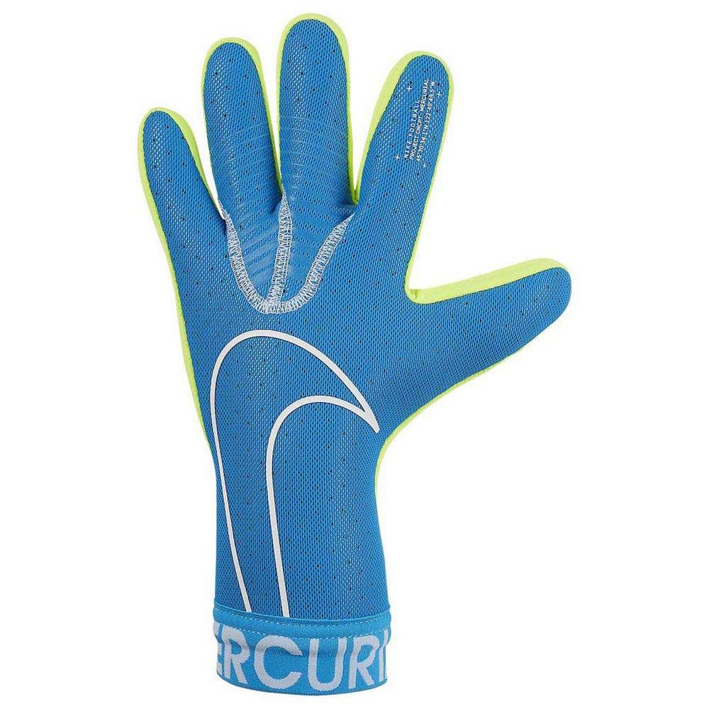 Nike Gants Gardien Mercurial Touch Elite 11 Blue Hero / White