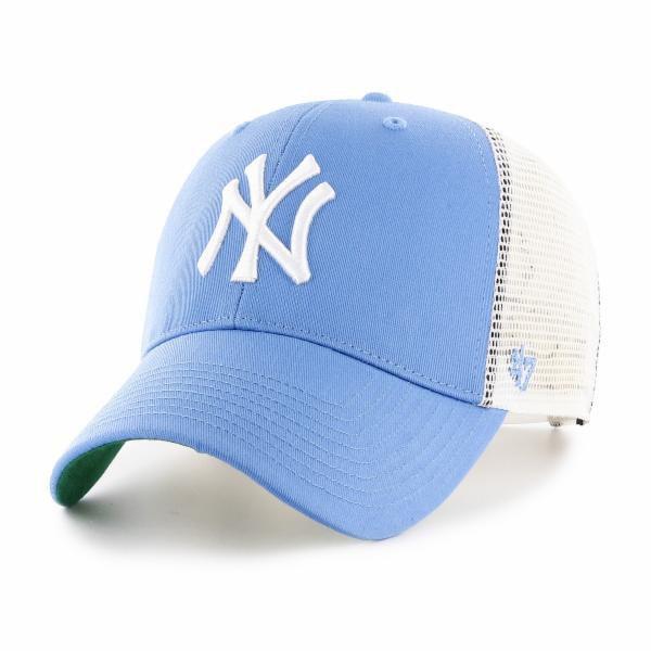 47 New York Yankees Branson Mvp One Size Periwinkle