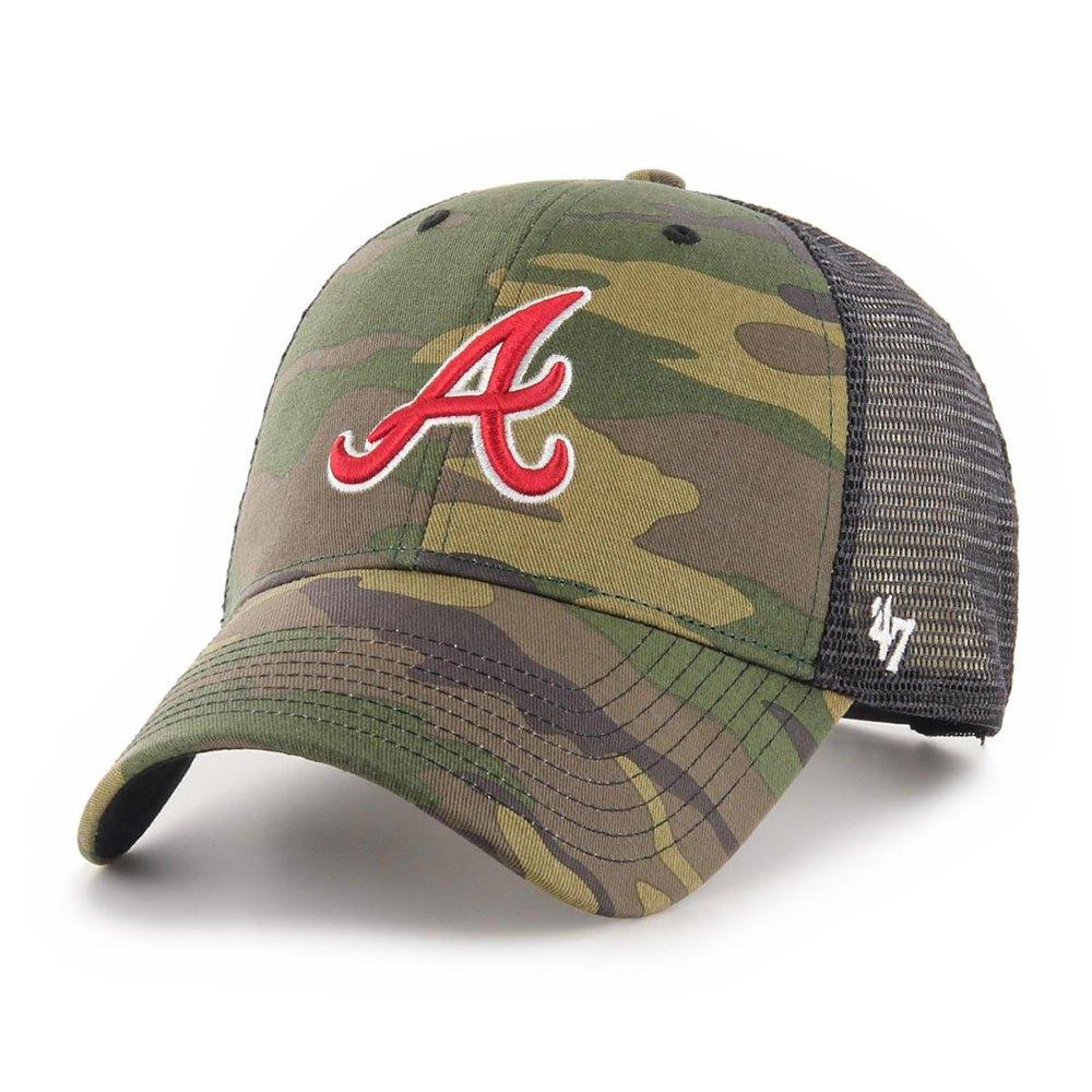 47 Atlanta Braves Camo Branson Mvp One Size Camo