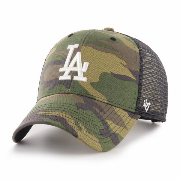 47 Los Angeles Dodgers Camo Branson Mvp One Size Camo