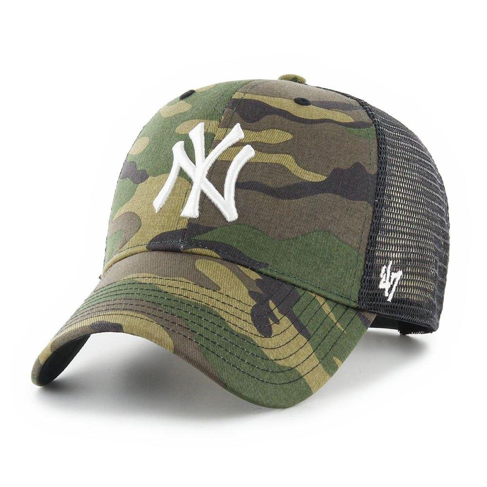 47 New York Yankees Camo Branson Mvp One Size Camo