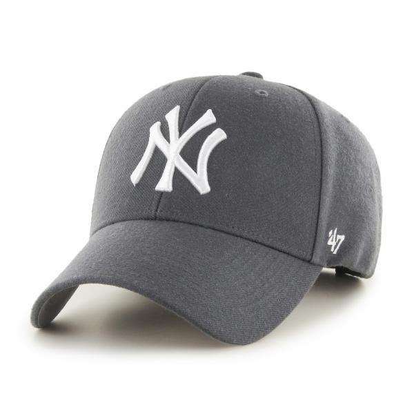 47 New York Yankees Mvp One Size Charcoal