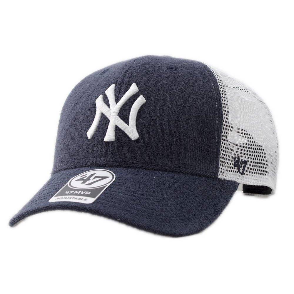 47 New York Yankees Weatherbee Mvp One Size Navy