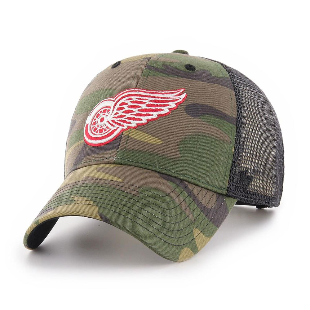 47 Nhl Detroit Red Wings Camo Branson Mvp One Size Camo