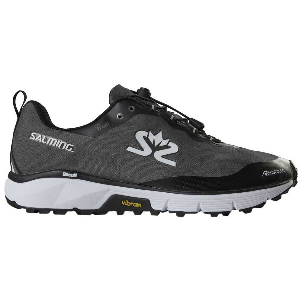 Salming Trail Hydro EU 40 2/3 Grey / Black