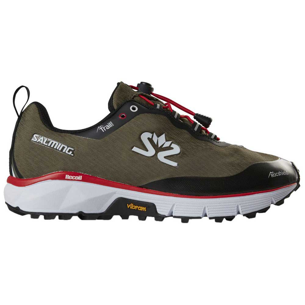 Salming Trail Hydro EU 36 Grape Leaf / Black