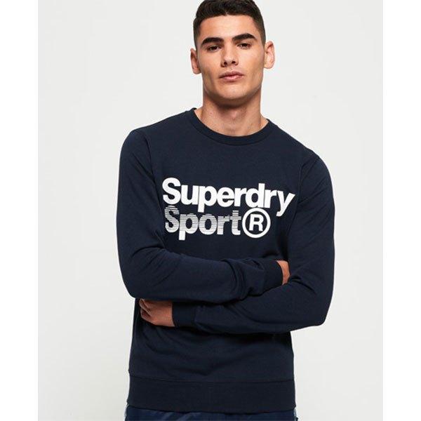 Superdry Sweatshirt Core Sport Crew XXL Navy