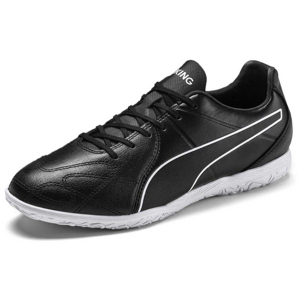 Puma Chaussures Football Salle King Hero It EU 44 1/2 Puma Black / Puma White
