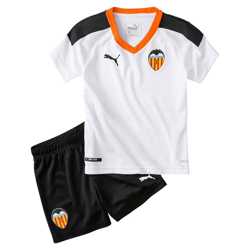 Puma Valencia Cf Home Mini Kit 19/20 104 Puma White / Puma Black / Vibrant Orange