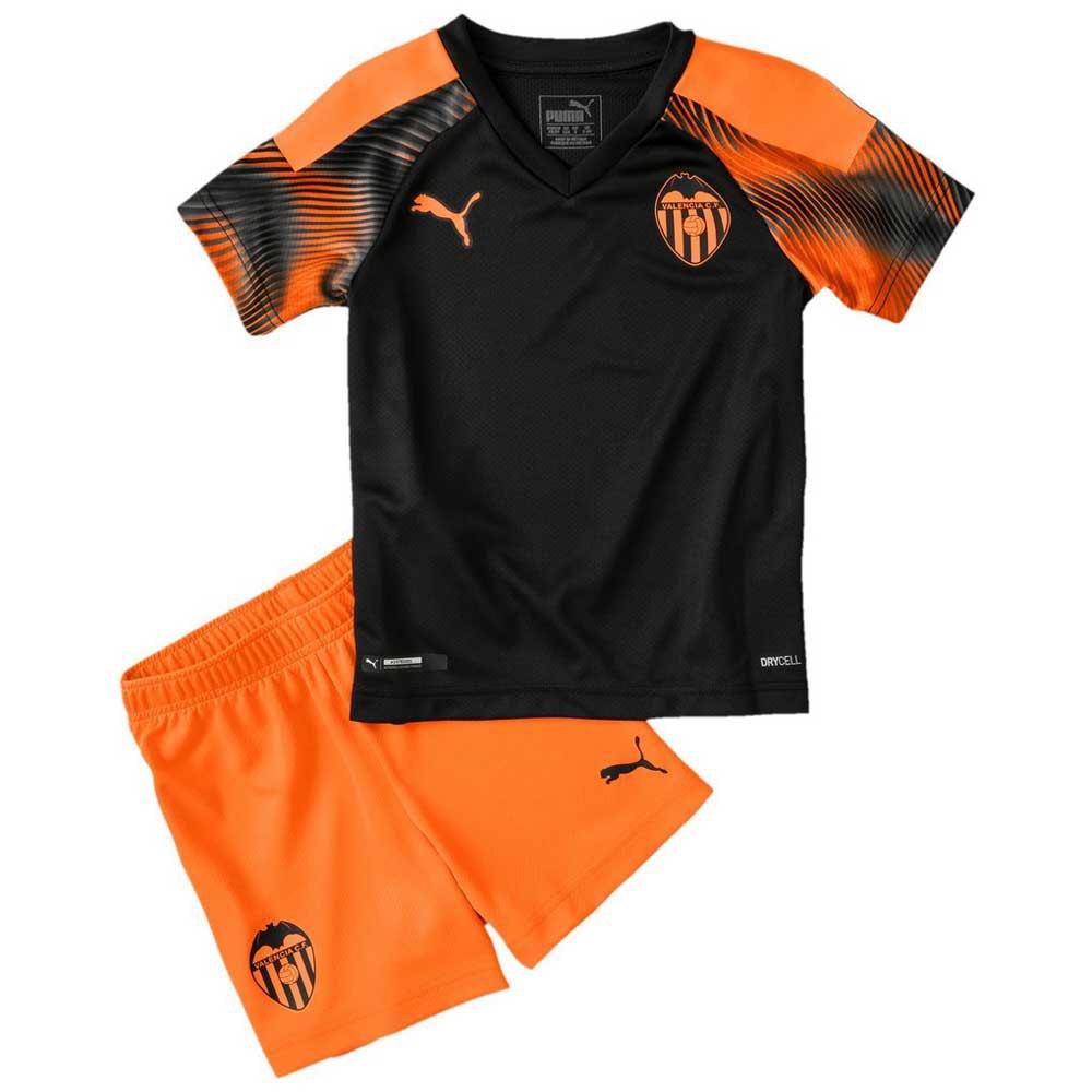 Puma Valencia Cf Away Mini Kit 19/20 92 Puma Black / Vibrant Orange