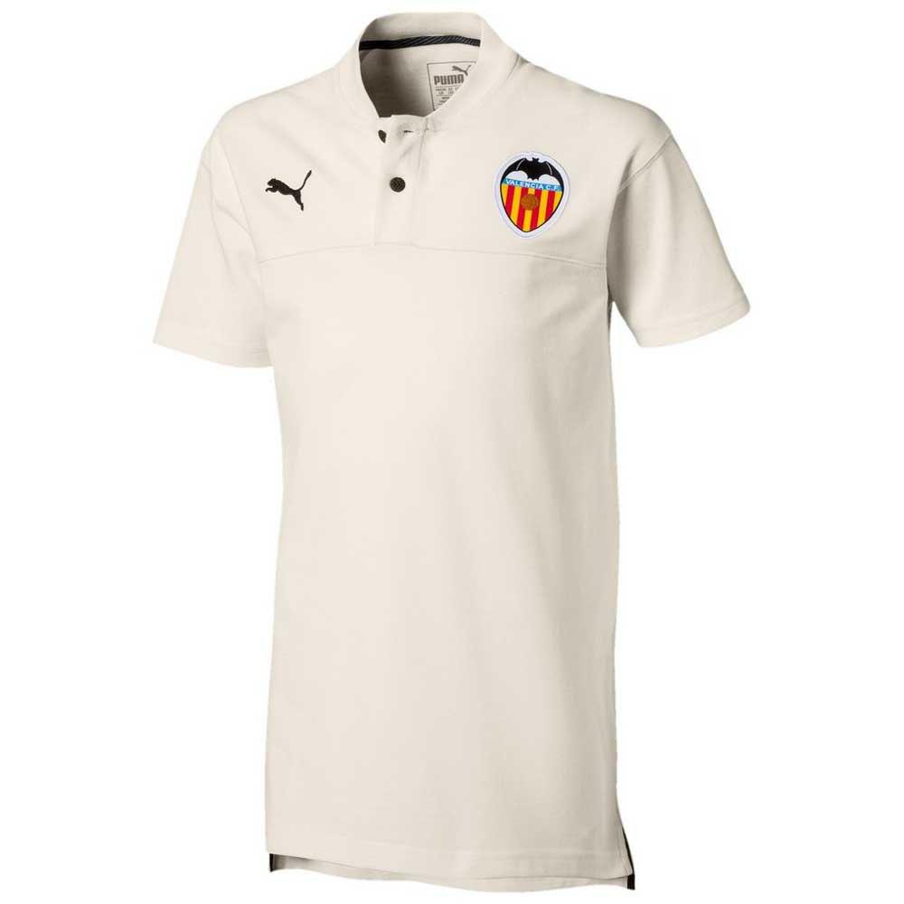 Puma Valencia Cf Casuals 19/20 Junior 140 Whisper White
