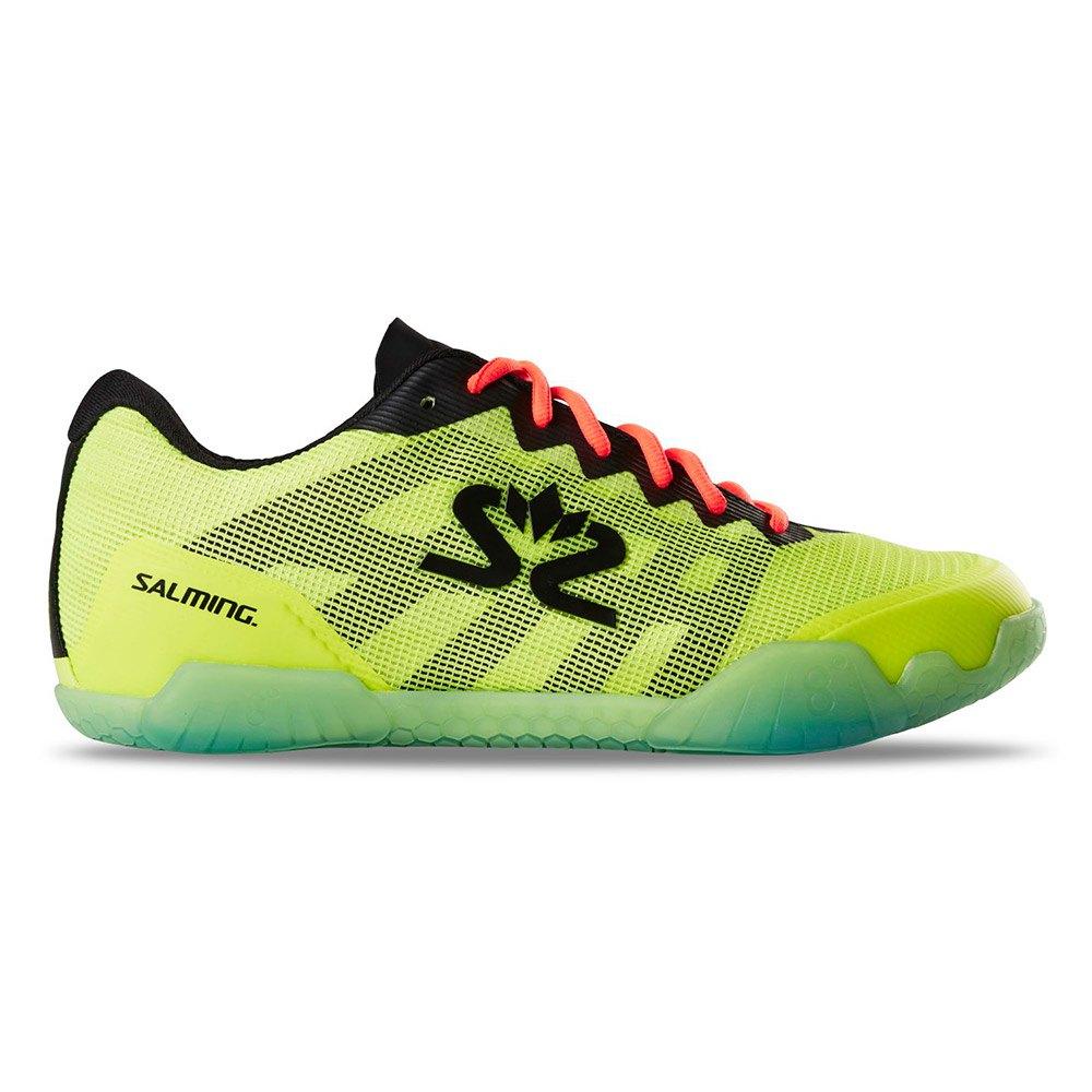 Salming Chaussures Hawk EU 47 1/3 Safety Yellow / Black