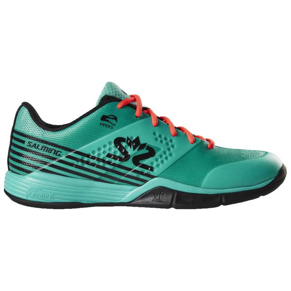 Salming Chaussures Viper 5 EU 41 1/3 Turquoise / Black