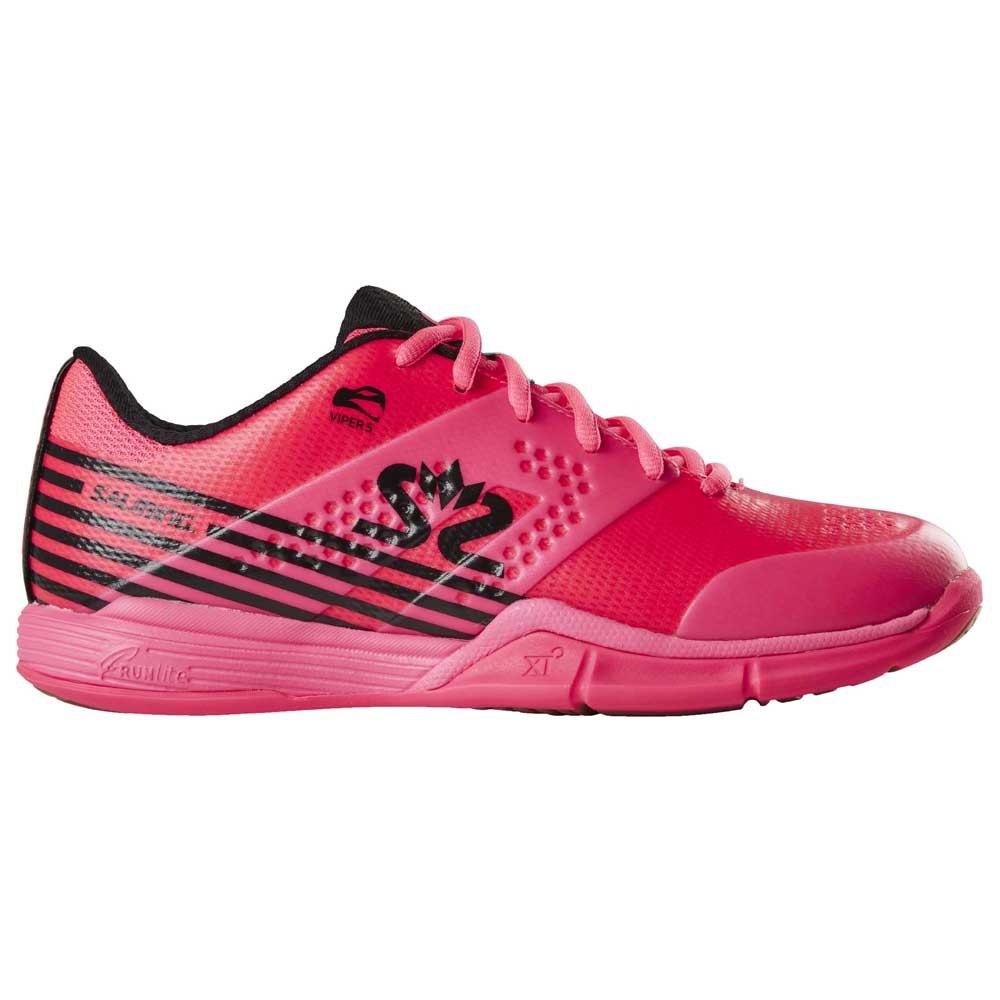 Salming Chaussures Viper 5 EU 38 Pink / Black