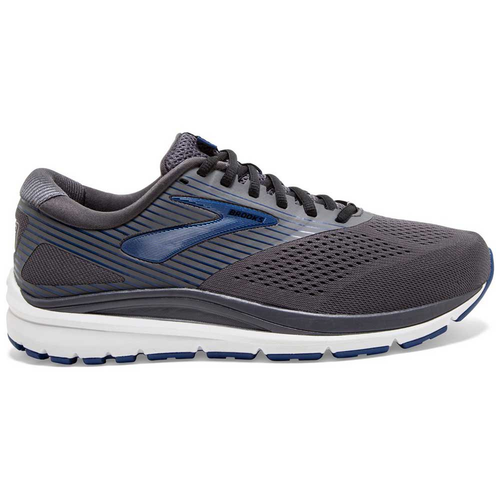 Brooks Addiction 14 Narrow EU 40 1/2 Blackened Pearl / Blue / Black