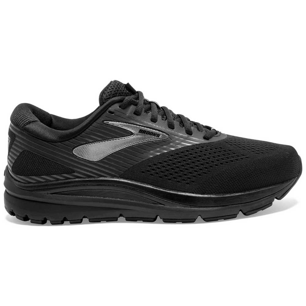Brooks Addiction 14 EU 46 1/2 Black / Charcoal / Black