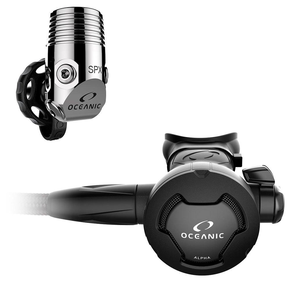 Oceanic Alpha 10 Spx Din Atemregler Set Atemreglersets Alpha 10 Spx Din Atemregler Set