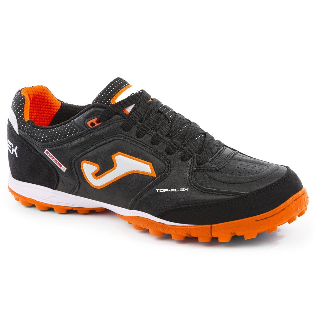 Joma Top Flex Tf Football Boots EU 36 Black / Fluor